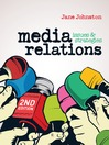 Media Relations (eBook): Issues and Strategies