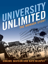 University Unlimited (eBook): The Monash Story
