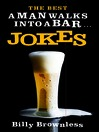 The Best 'A Man Walks Into a Bar...' Jokes (eBook)