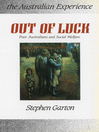Out of Luck (eBook): Poor Australians and Social Welfare 1788-1988