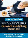 101 Ways to Build a Successful Network Marketing Business (eBook)