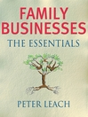 Family Businesses (eBook): The Essentials