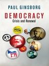 Democracy (eBook)