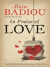 In Praise Of Love (eBook)
