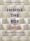 Inside the Box (eBook): Why the Best Business Innovations Are Right in Front of You