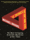 13 Things That Don't Make Sense (eBook)