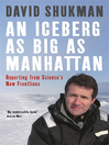 An Iceberg As Big As Manhattan (eBook)