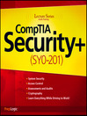 CompTIA Security+ (SY0-201) (MP3): SY0-201 LS