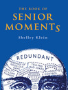 The Book of Senior Moments (eBook)