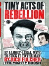 Tiny Acts of Rebellion (eBook): 97 Almost-Legal Ways To Stick It To the Man