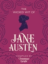 The Wicked Wit of Jane Austen (eBook)