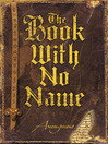 The Book With No Name (eBook): A Novel (Probably)