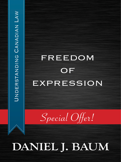 Freedom of Expression (eBook)
