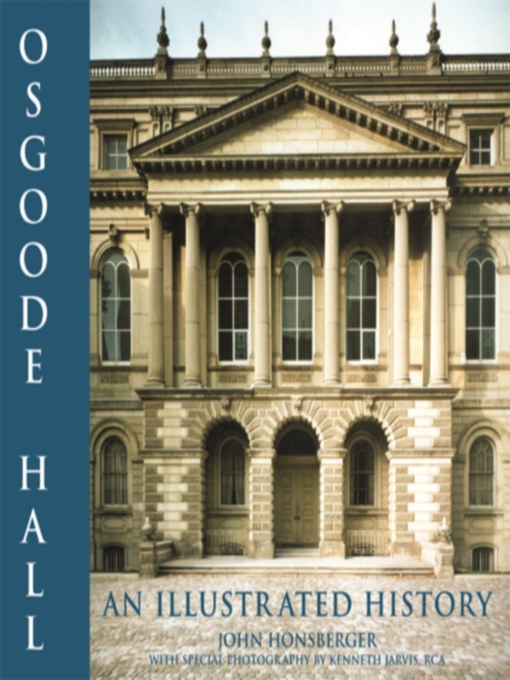 Osgoode Hall (eBook): An Illustrated History