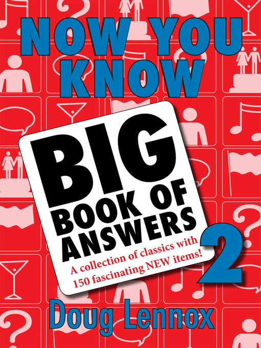 Now You Know Big Book of Answers 2 (eBook): A Collection of Classics with 150 Fascinating New Items