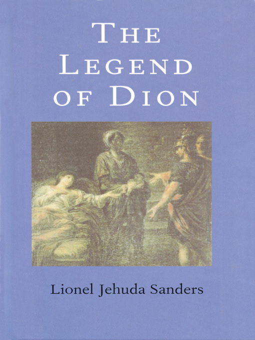 The Legend of Dion (eBook)