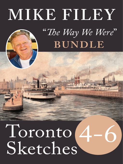 Mike Filey's Toronto Sketches, Books 4-6 (eBook)