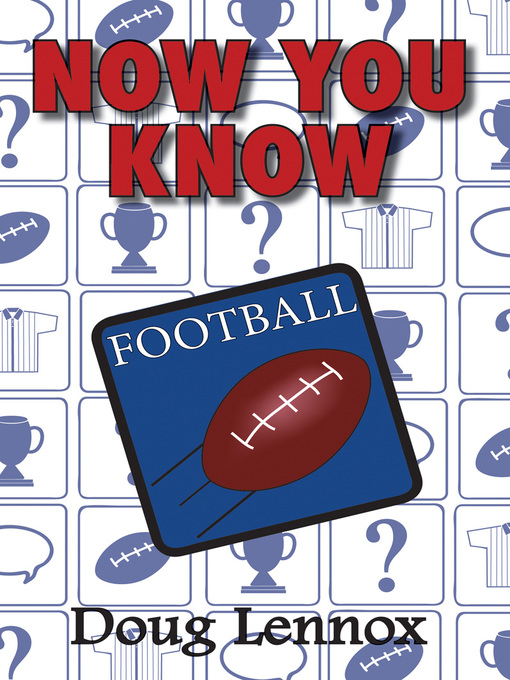 Now You Know Football (eBook)