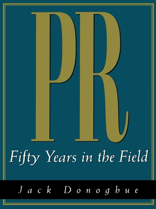 PR (eBook): Fifty Years in the Field