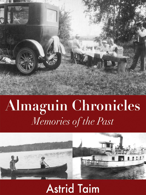 Almaguin Chronicles (eBook): Memories of the Past