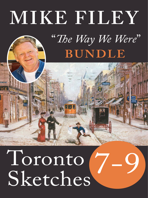 Mike Filey's Toronto Sketches, Books 7-9 (eBook)