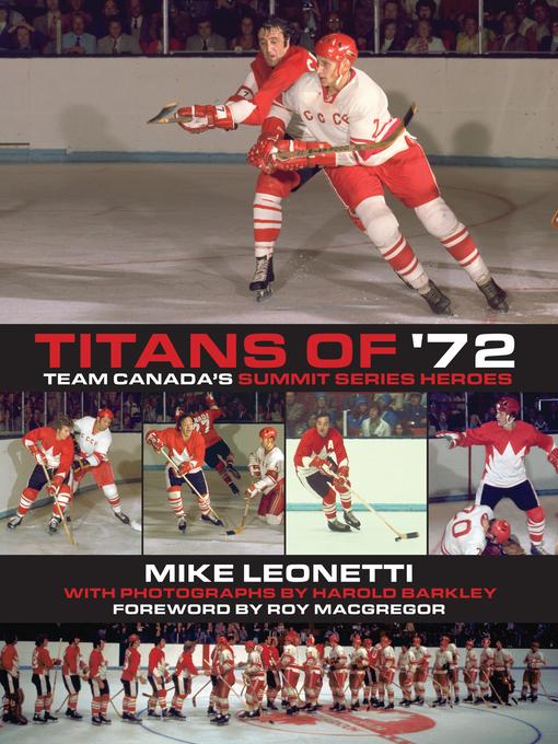 Titans of '72 (eBook): Team Canada's Summit Series Heroes