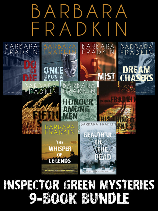 Inspector Green Mysteries 9-Book Bundle (eBook): Do or Die / Once Upon a Time / Mist Walker / Fifth Son / The Whisper of Legends and 4 more!