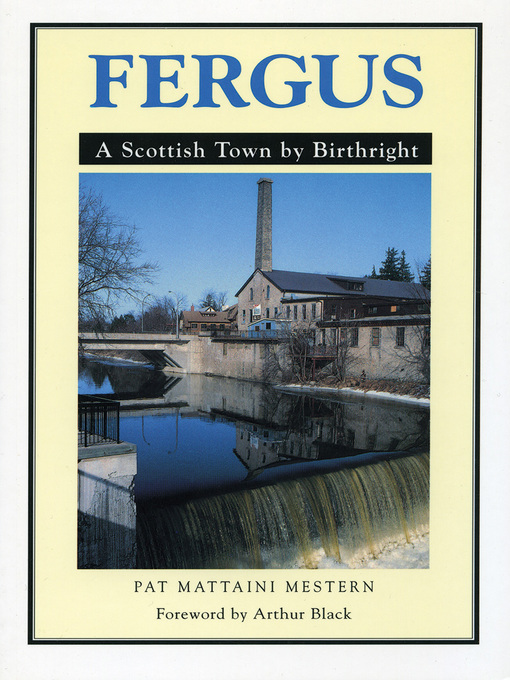 Fergus (eBook): A Scottish Town By Birthright