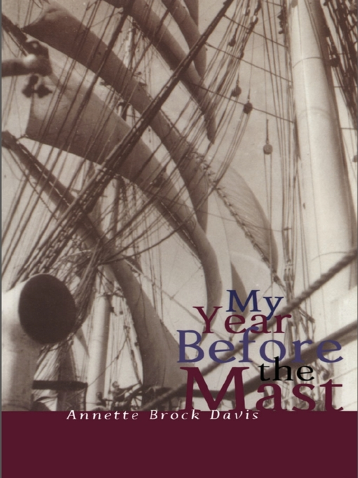 My Year Before the Mast (eBook)
