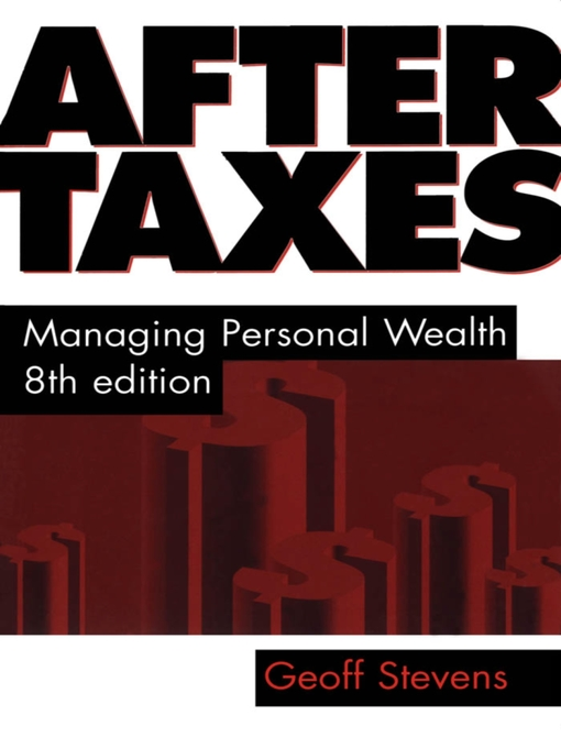 After Taxes (eBook): Managing Personal Wealth