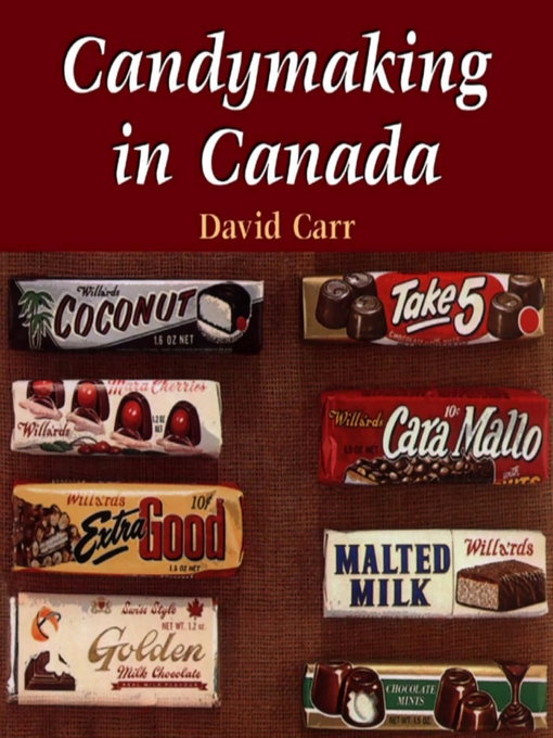 Candymaking in Canada (eBook)