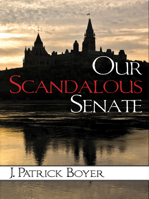 Our Scandalous Senate (eBook)