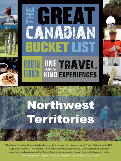 The Great Canadian Bucket List — Northwest Territories (eBook)