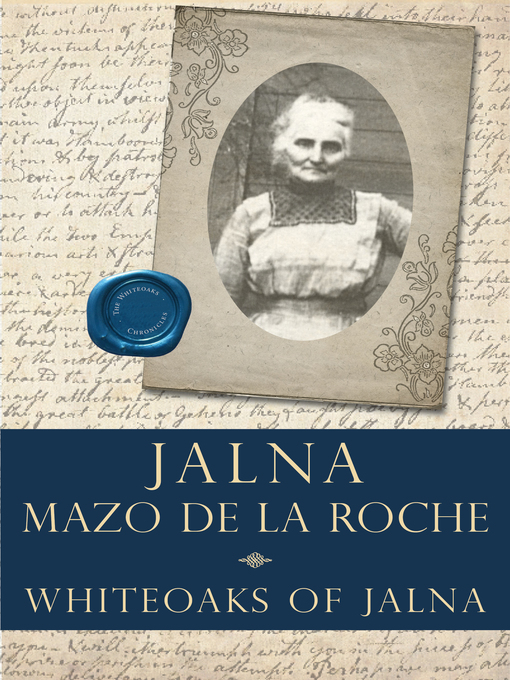 Whiteoaks of Jalna (eBook)
