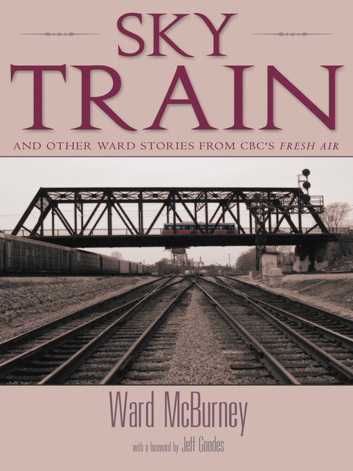 Sky Train (eBook): Stories from CBC's Fresh Air