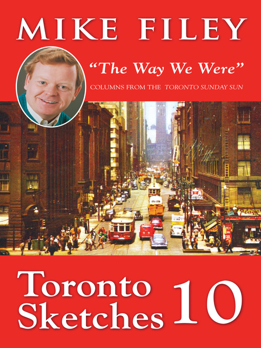 "Toronto Sketches 10 (eBook): ""The Way We Were"""