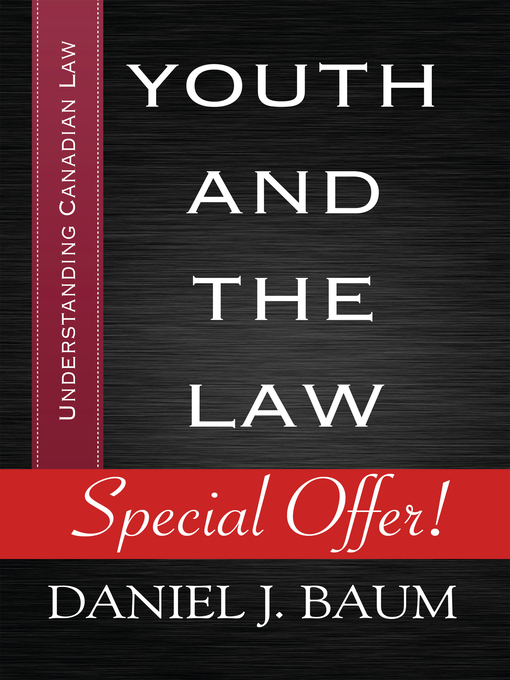 Youth and the Law (eBook)