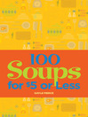 100 Soups for $5 or Less (eBook)