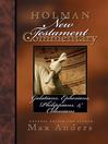 Galatians, Ephesians, Philippians, Colossians (eBook)