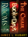 Jim Rubart Trilogy (eBook): Rooms, Book of Days, and The Chair