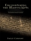 Encountering the Manuscripts (eBook)