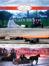 Appleseed Creek Trilogy, Books 1-3 (eBook): A Plain Death, A Plain Scandal, A Plain Disappearance