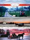Appleseed Creek Trilogy, Books 1-3 (eBook): A Plain Death, A Plain Scandal, A Plain Disappearance