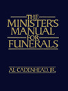 Minister's Manual for Funerals (eBook)