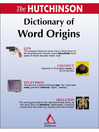 The Hutchinson Dictionary of Word Origins eBook