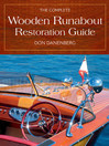 The Complete Wooden Runabout Restoration Guide (eBook)