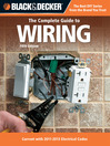 Black & Decker The Complete Guide to Wiring (eBook): Current with 2011-2013 Electrical Codes