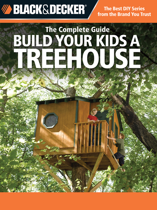 Build Your Kids a Treehouse (eBook)