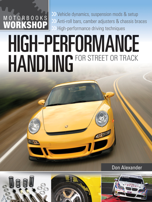 High-Performance Handling for Street or Track (eBook)