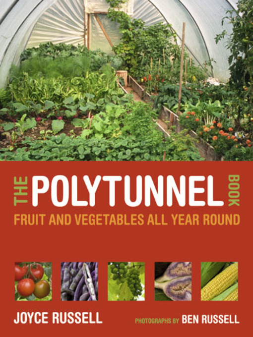 The Polytunnel Book (eBook): Fruit and Vegetables All Year Round